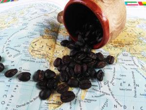 la historia del café, origen cafe, de donde viene el cafe