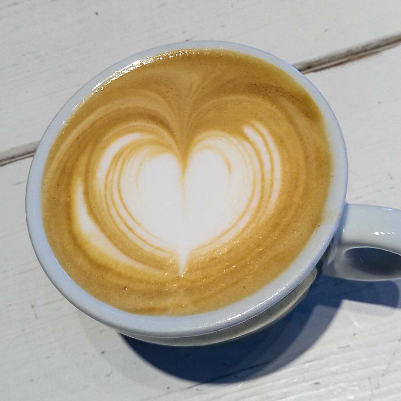 cafe figura corazon barismo